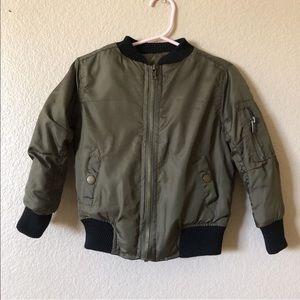 EUC Dollhouse bomber jacket size 4